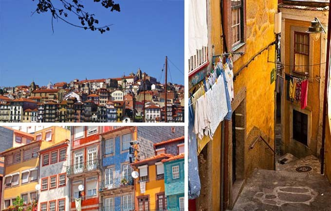 20 razones para ir a Oporto