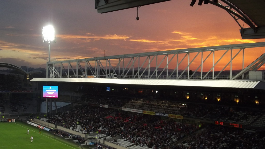 21/10/2012: The Stade de Gerland 1