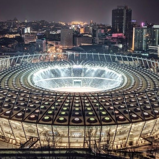 26 Of The Best Football Stadiums In Europe
