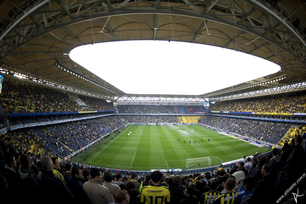26 of the best football stadiums in Europe | General