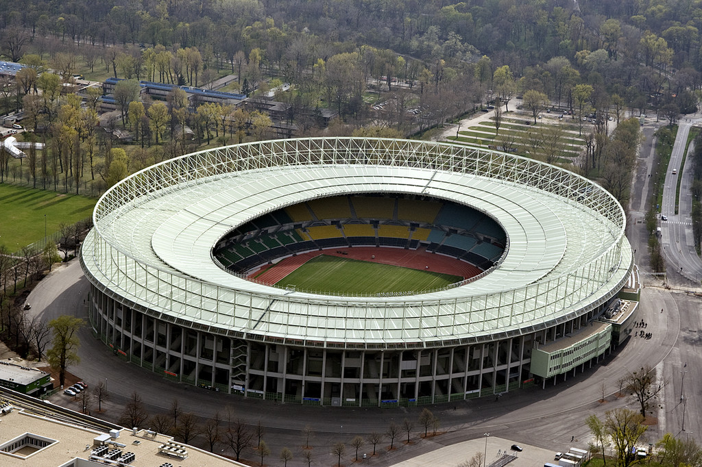 26 Of The Best Football Stadiums In Europe General