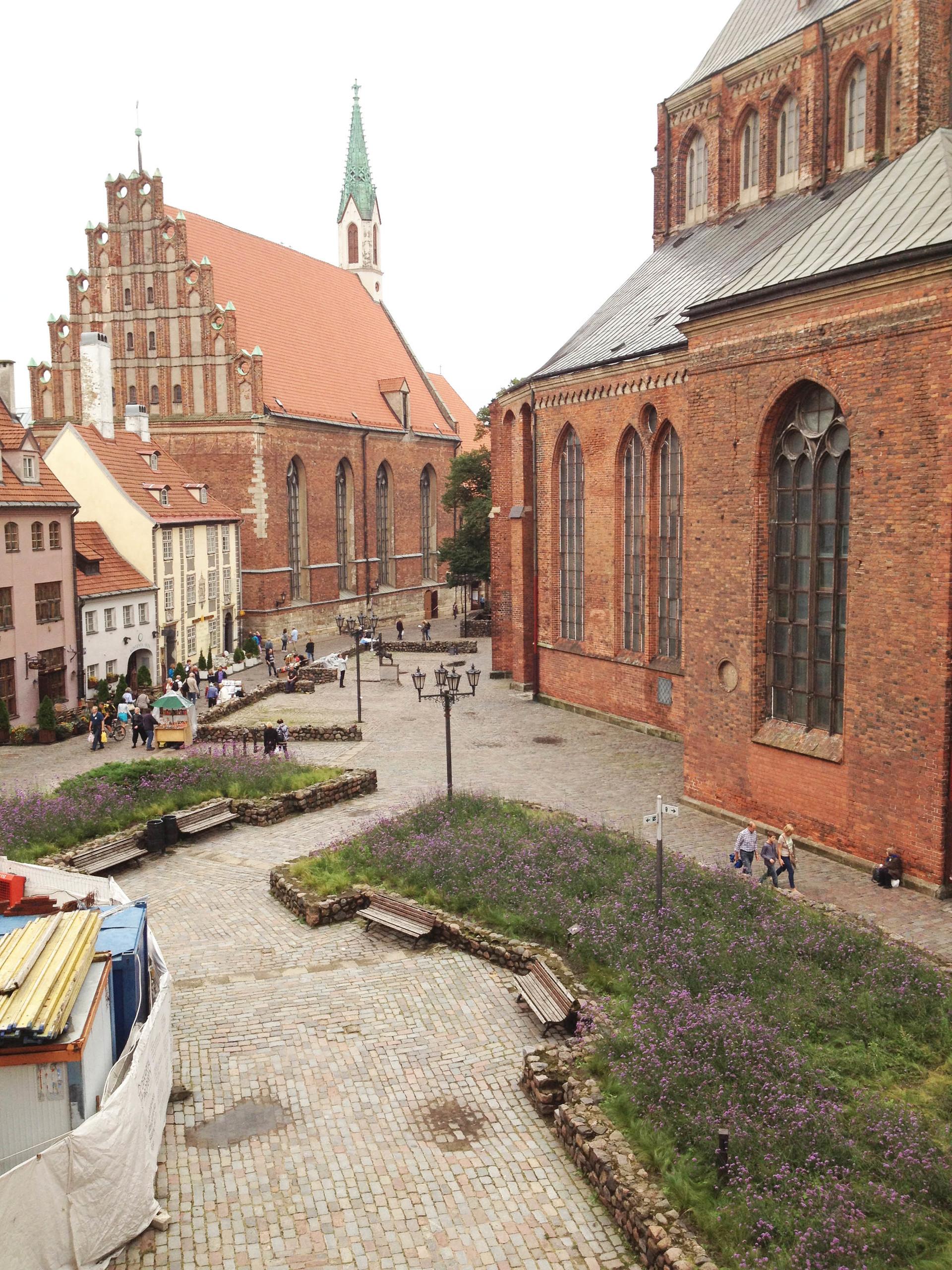 3 ROOM APARTMENT IN RIGA OLD TOWN | Flat rent Riga