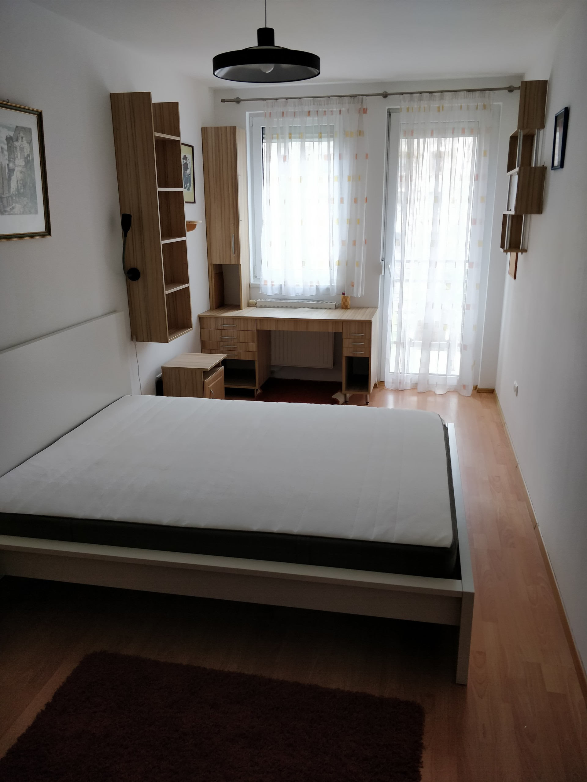 3 rooms + 2 bathrooms + balcony apartment for rent in 9th ...