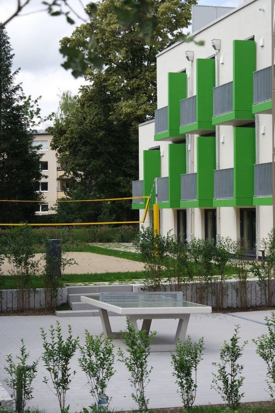 student studio apartment in Munich | Rent studios Munich