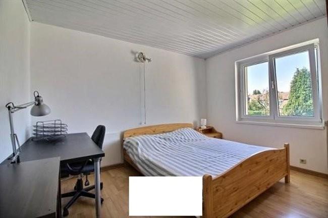 Belle chambre lumineuse et moderne dans un quartier calme location chambres bruxelles - Belle chambre moderne ...