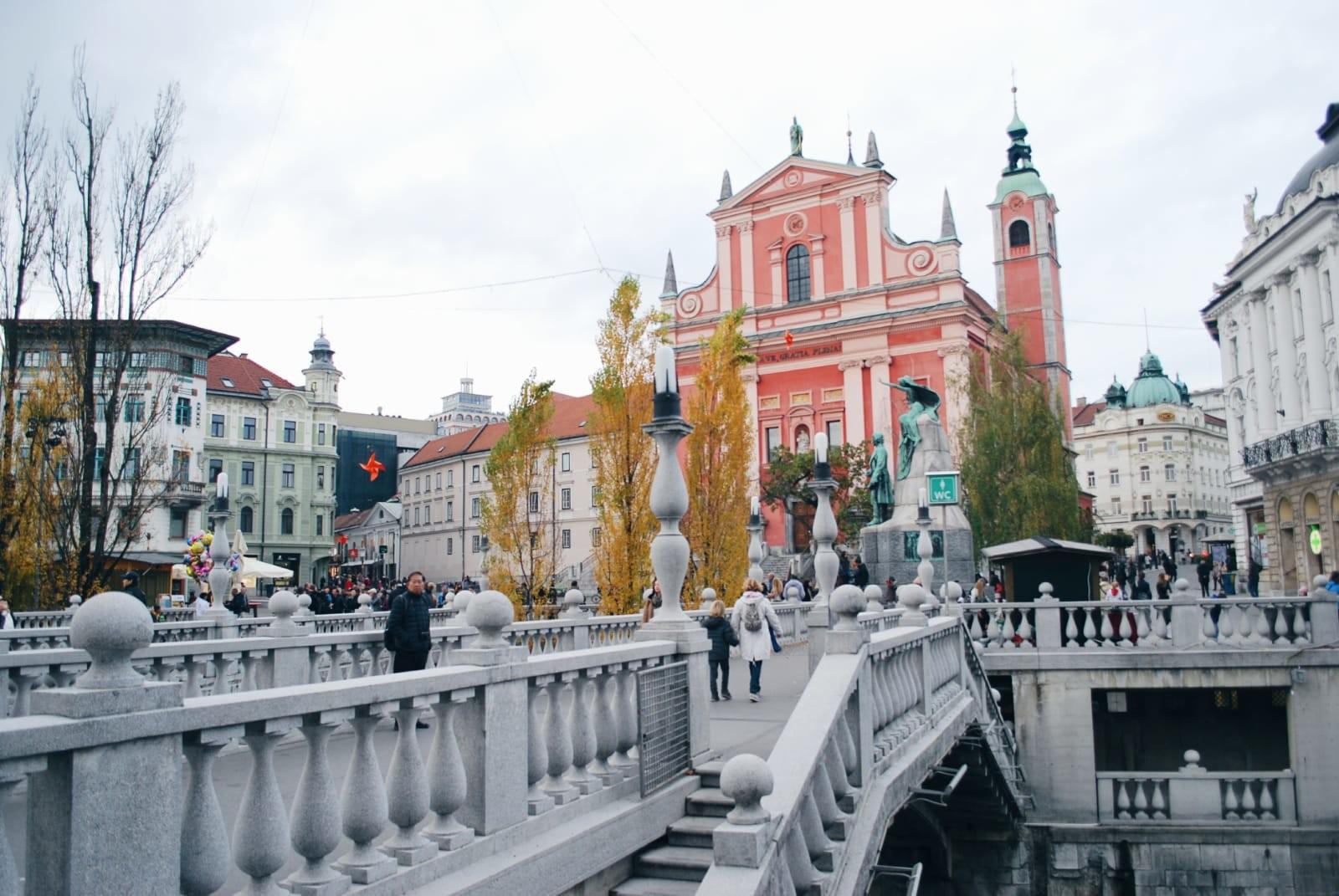 4 giorni in Slovenia (Parte I)