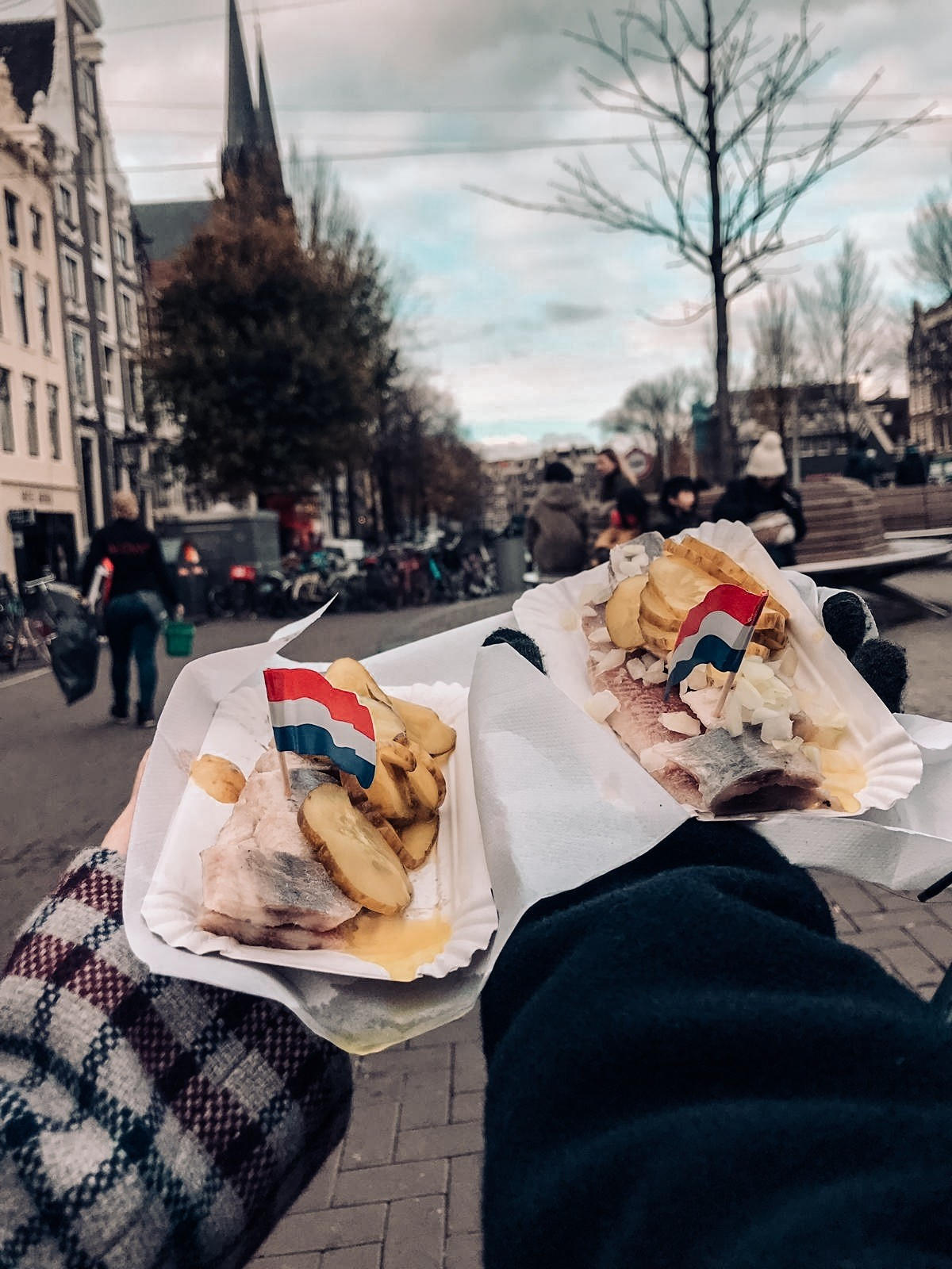 4 things you must eat in Amsterdam