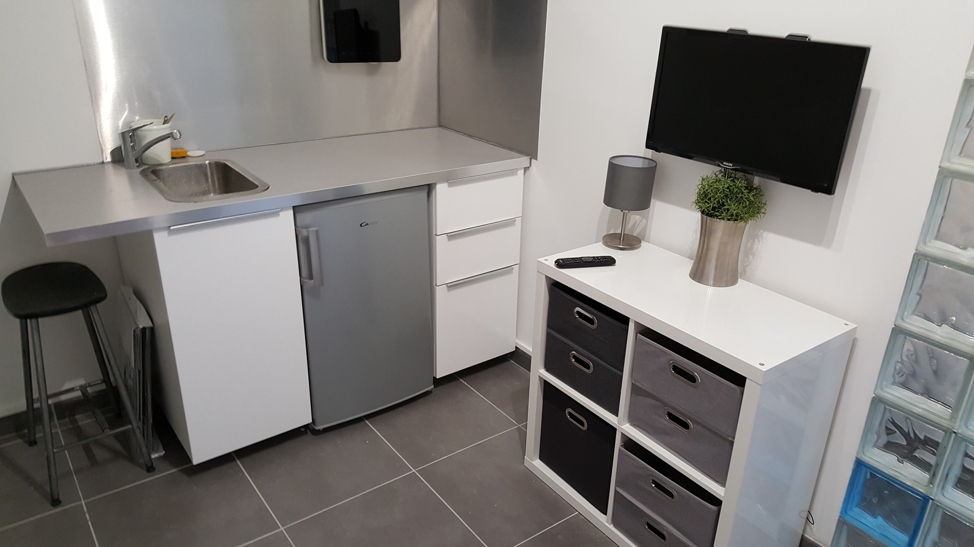 Studio To Rent For Students In Marseille With Elevator