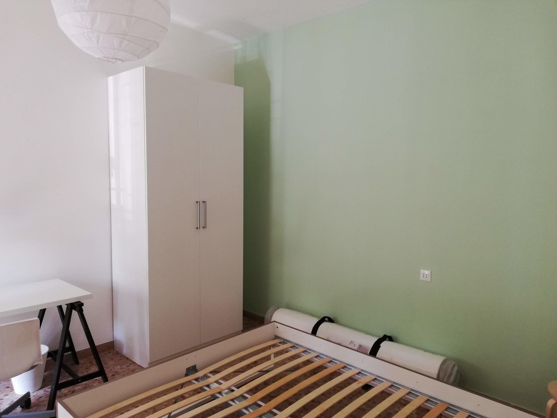 Picture of: Room With King Size Bed Available For Single Student With Balcony All Renovated And New Near Uni Campus Room For Rent Forli