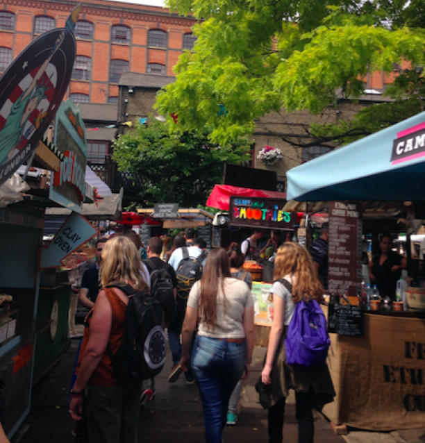 5 markets in London that you need to check out