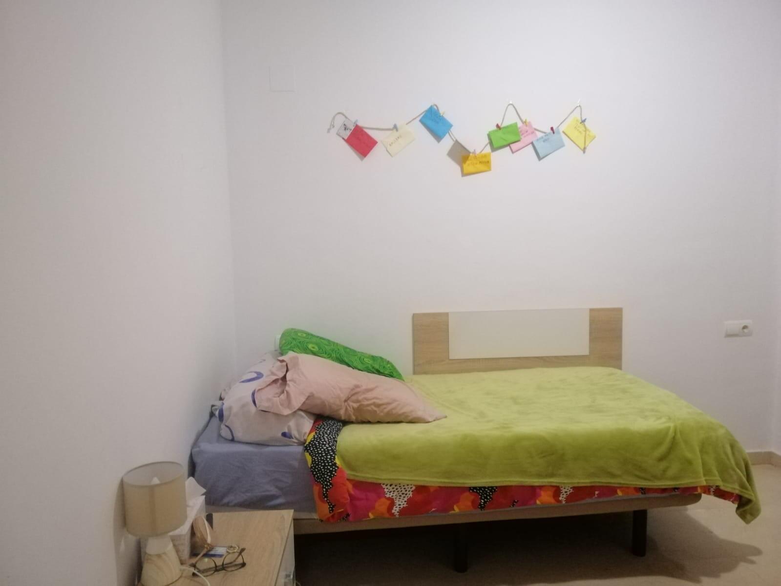 Habitación muy cercana a la universidad de Alicant