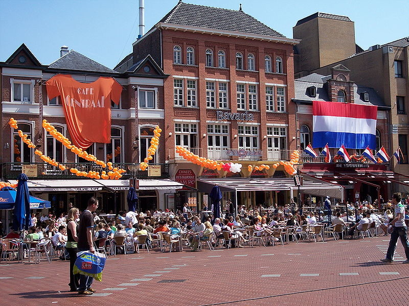 6 miesięcy w Eindhoven, Holandia