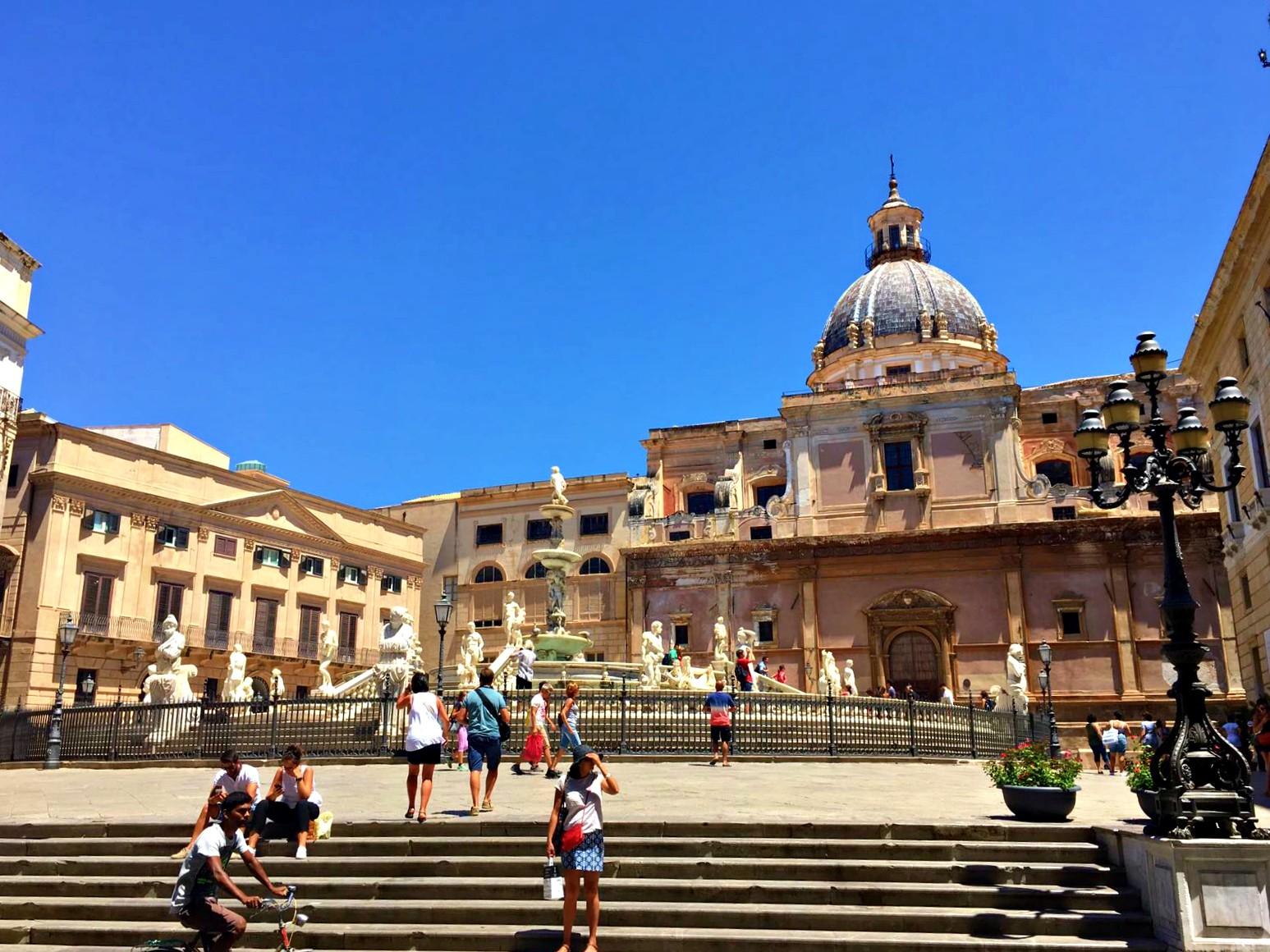 60 giorni a Palermo