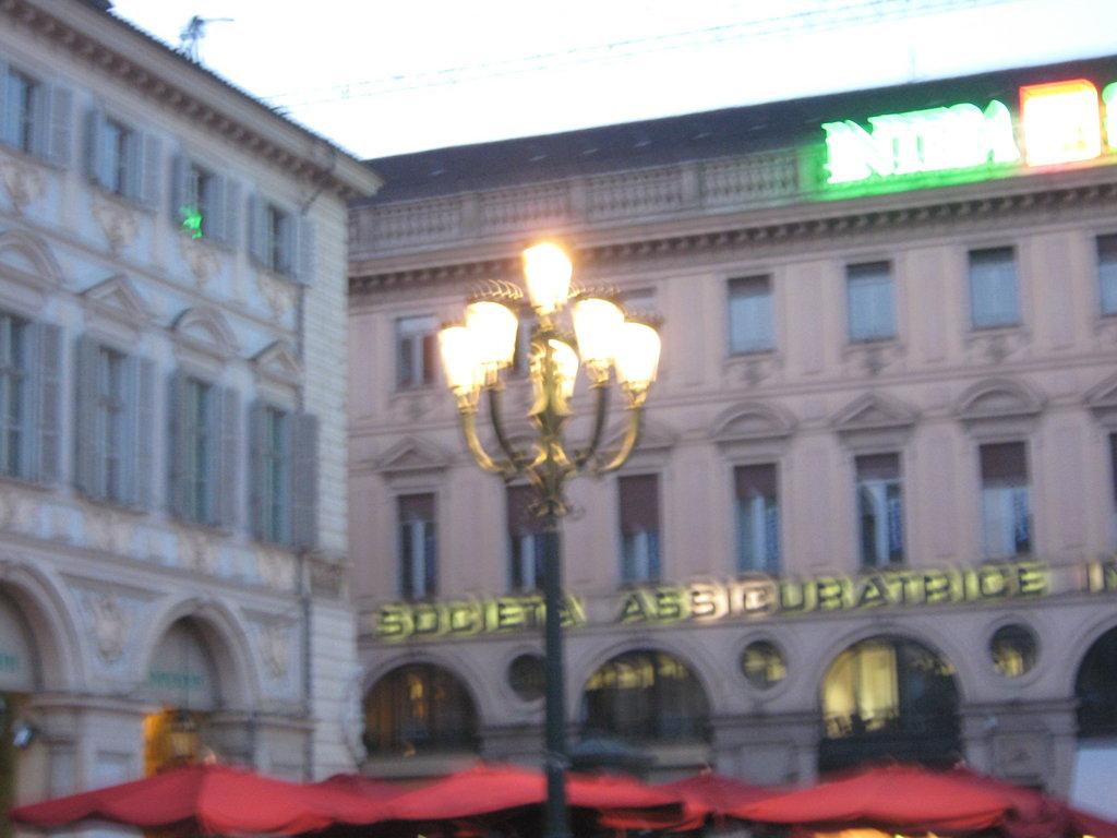 Piazza San Carlo :)