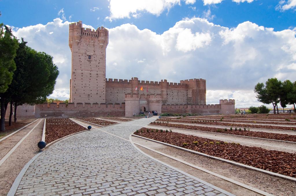 Castillo De Medina Del Campo Erasmus Photo Valladolid