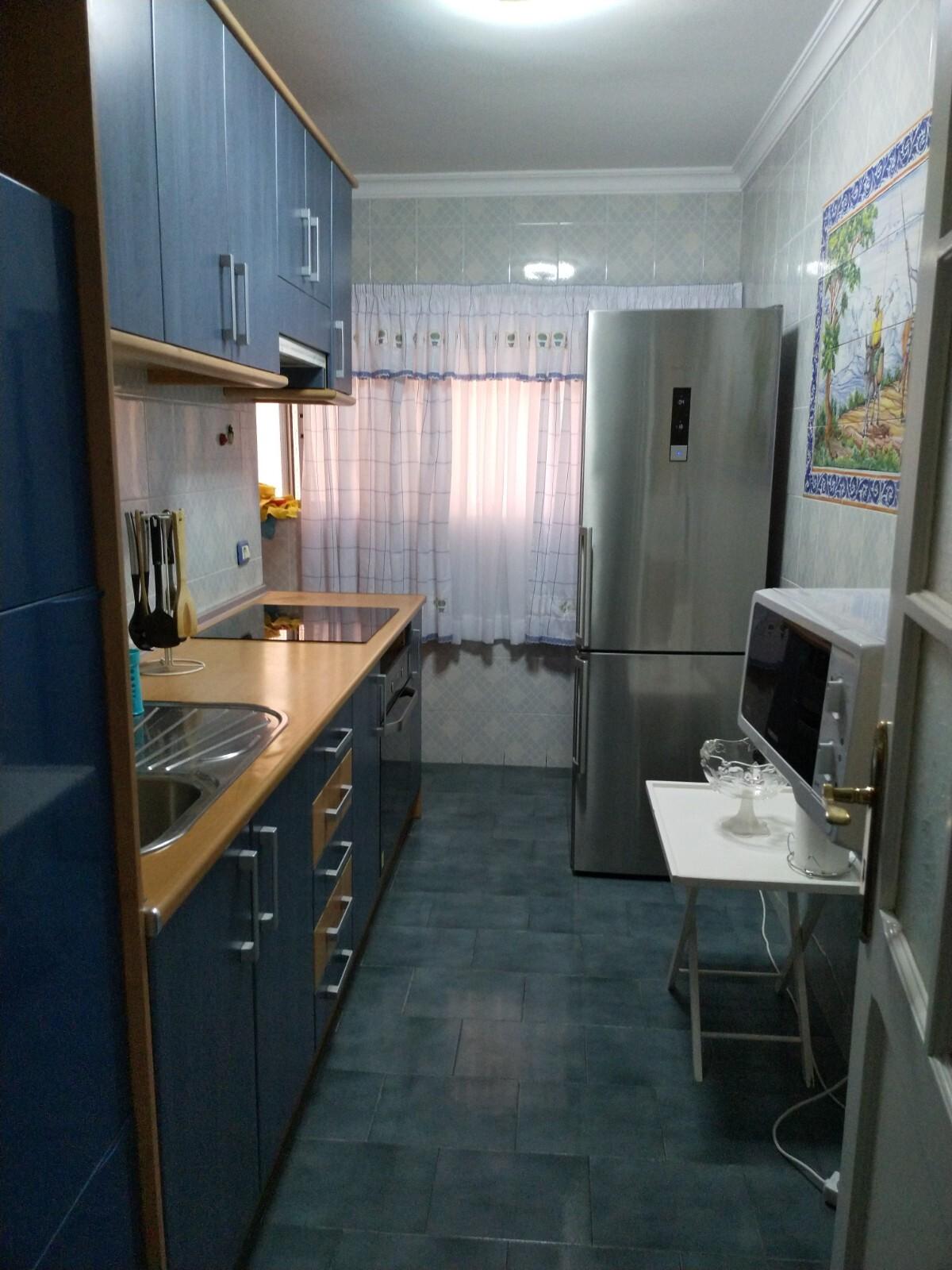 Piso amplio y luminoso de 3 habitaciones en Las Pa