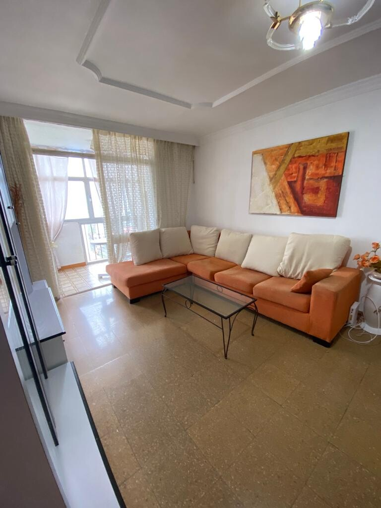 Large and sunny apartment 3 bedrooms