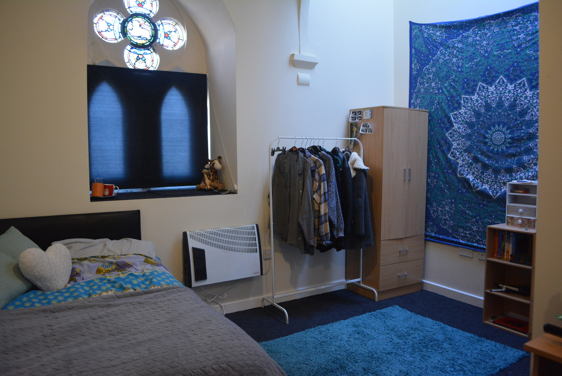Bedroom For Student Room For Rent Sheffield