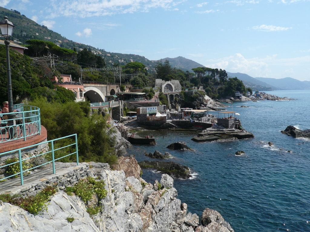 Genova nervi bagni blue marlin erasmus photo genoa - Bagni chimici genova ...