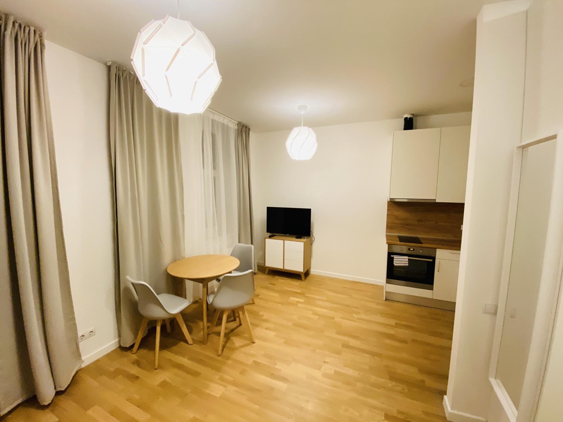 Residential Barona Studio apartment in Riga centre | Flat ...
