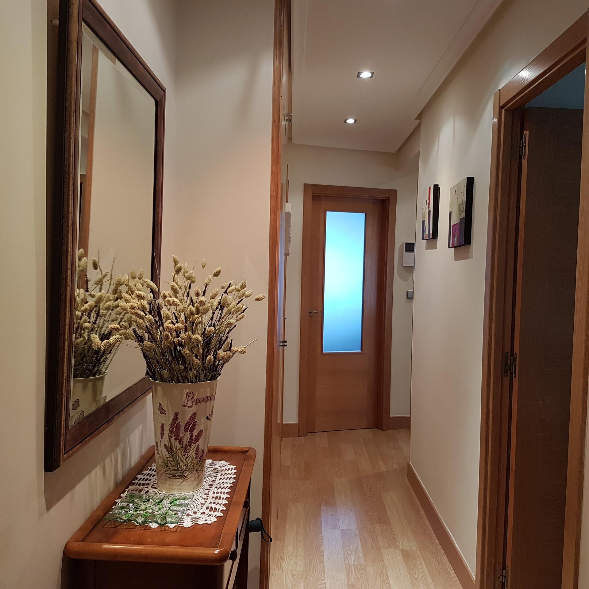 Habitacion disponible en Donosti,  desde 1 de marz
