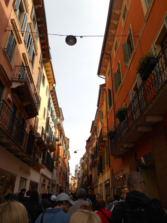A atração mais famosa de Verona