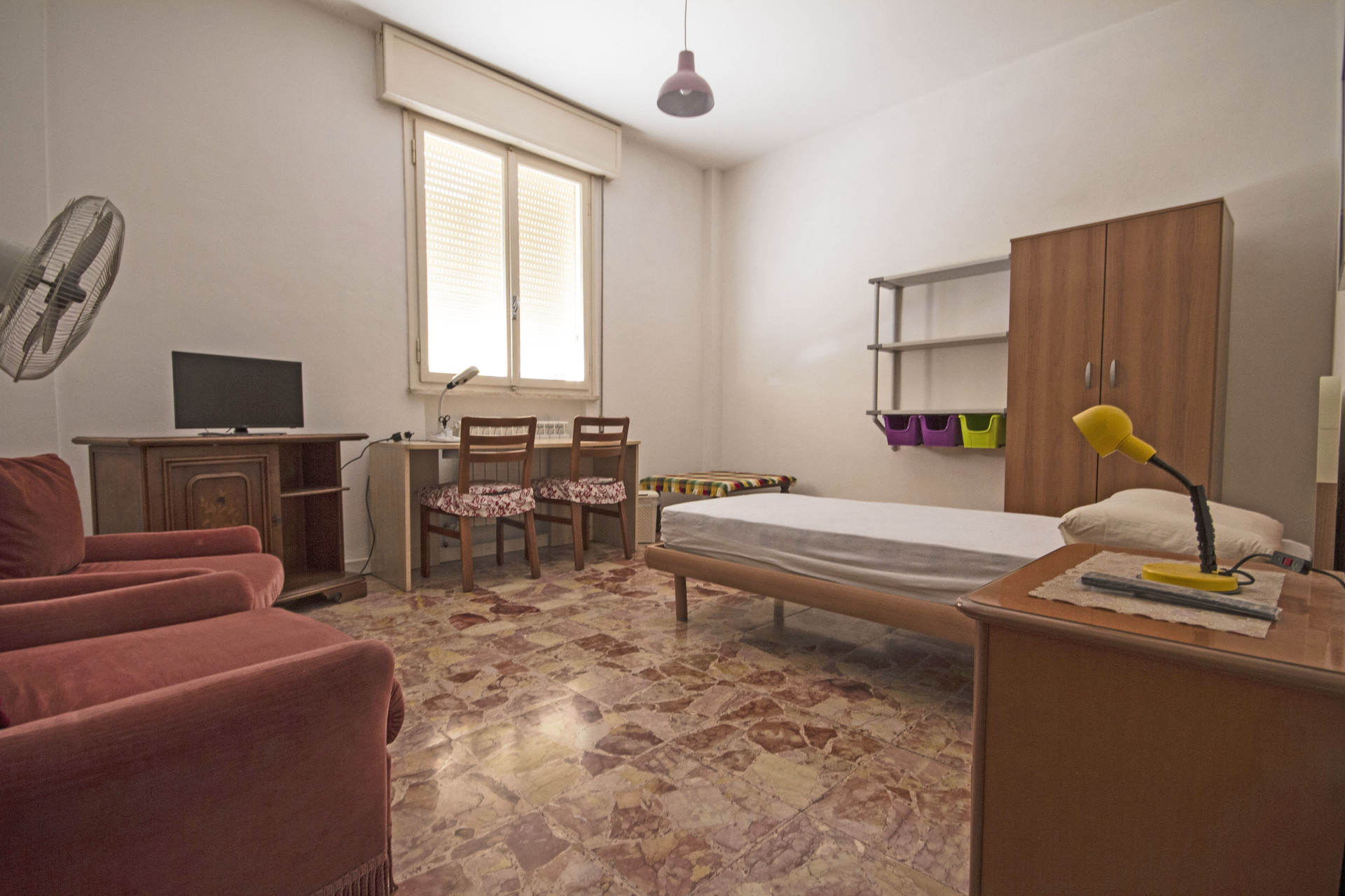 A Beautiful Room in the Center of Ferrara