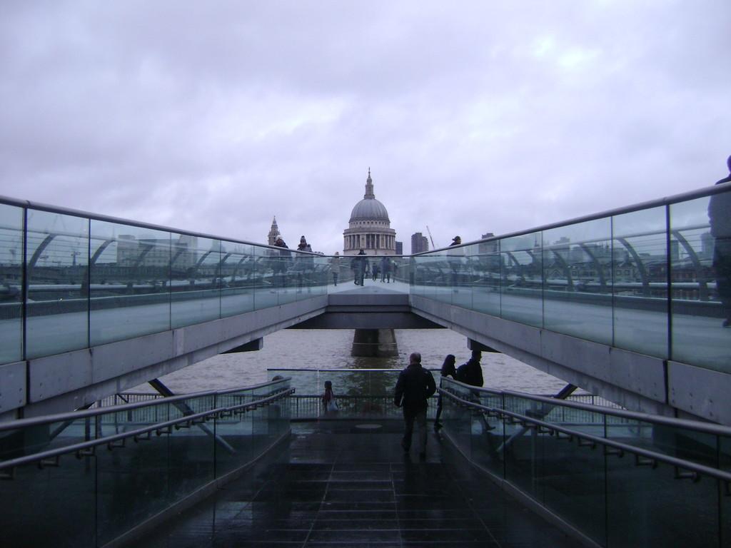 ¡A cruzar con estilo en Londres!