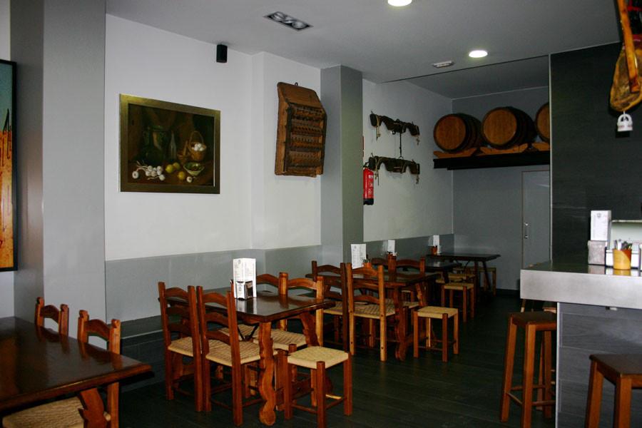 A great place for sampling Murcian tapas