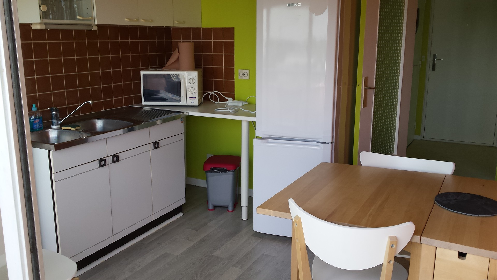 A louer appartement t1 meubl proche fac lille 2 for Appartement meuble location