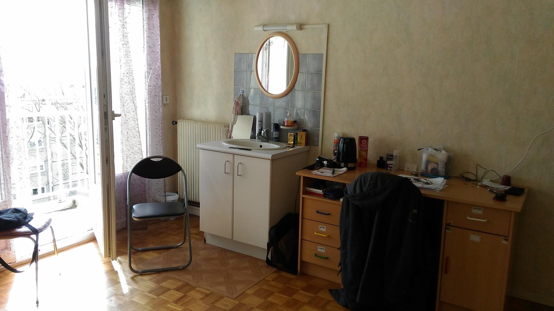 A louer chambre meublée Rennes France