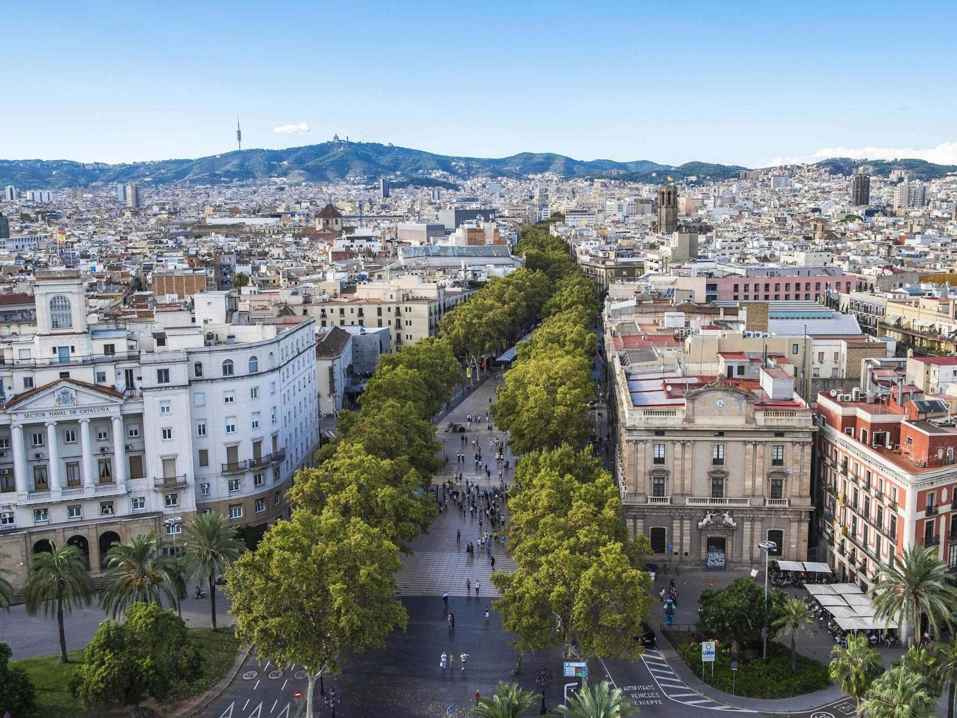 A minha experiência extraordinária em Barcelona (Catalunha), Espanha
