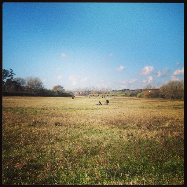 A piece of the countryside in the heart of Rome: one of the most beautiful parks