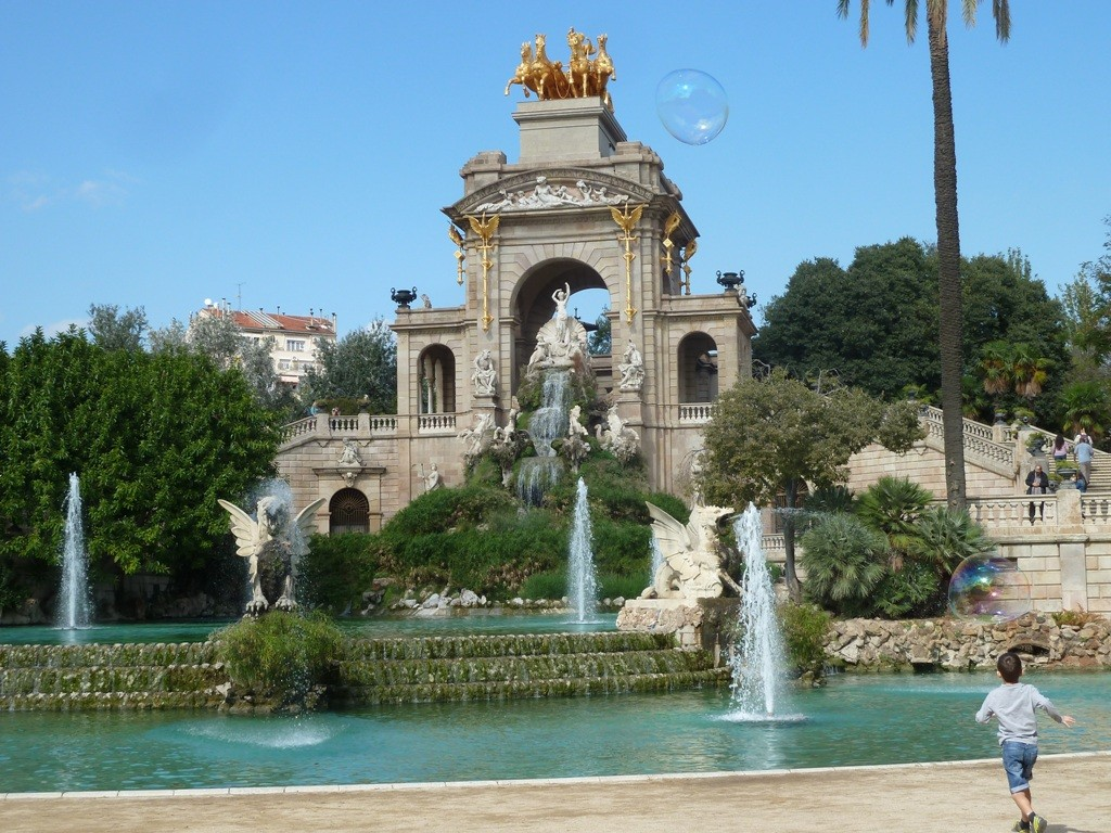 Parc De La Ciutadella What To See In Barcelona
