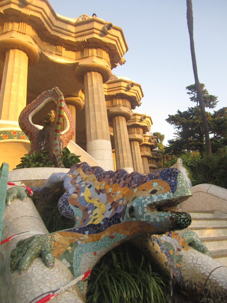 A true insider's tip on the best way to enjoy the Park Güell