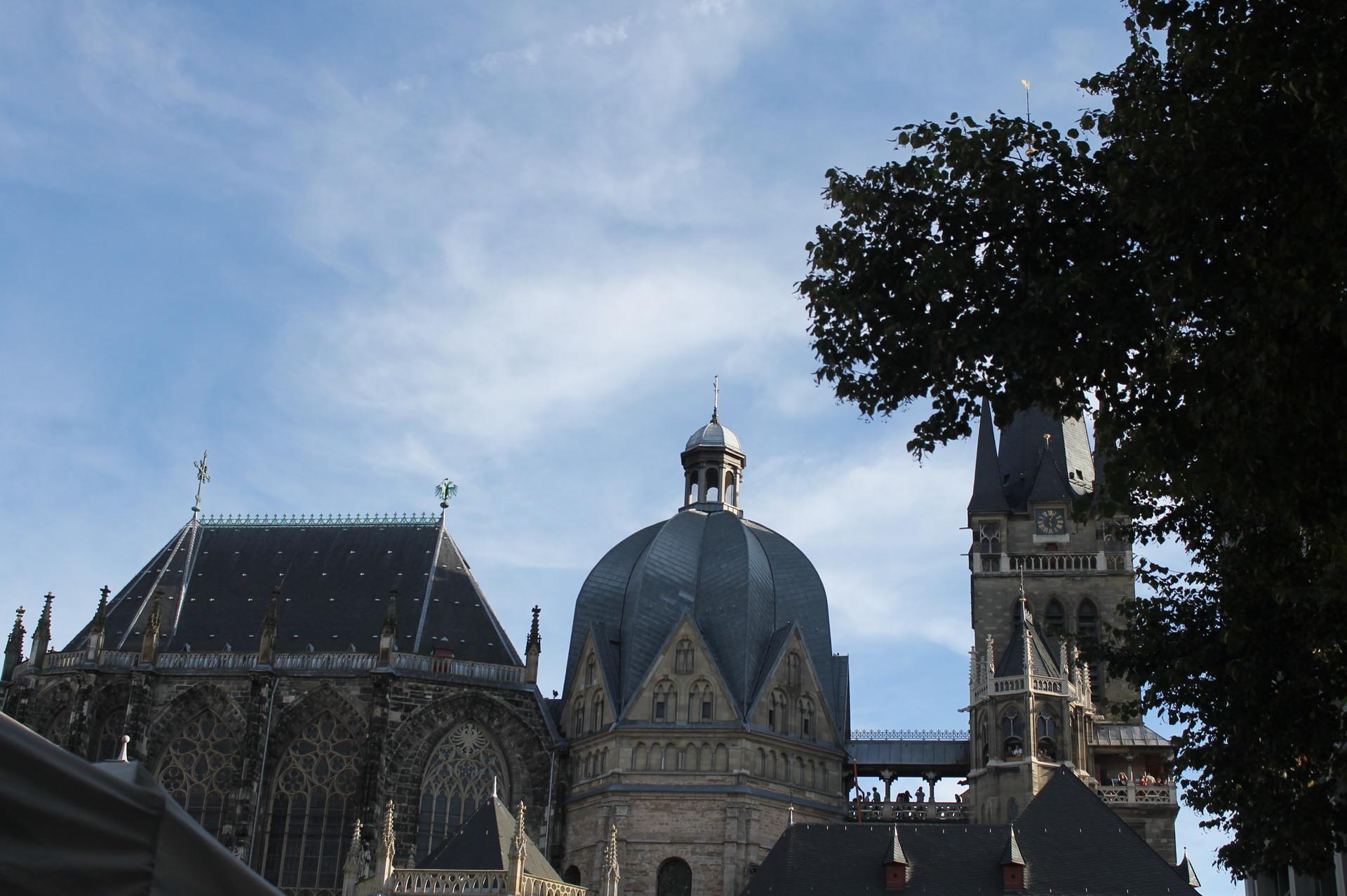 Aachen und Köln - Perlen des Rheinlandes