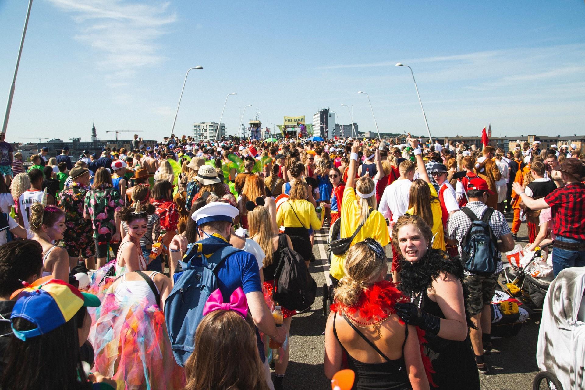 Karneval ålborg