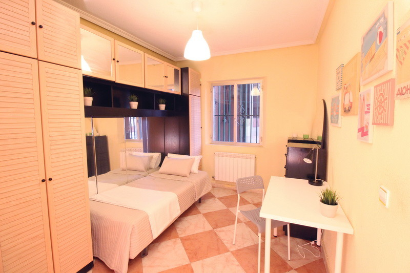 Abrantes 1 - FANTASTIC rooms for students in the city centre of