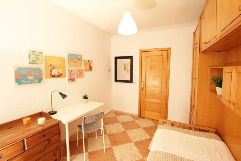 Rent Room Student Madrid