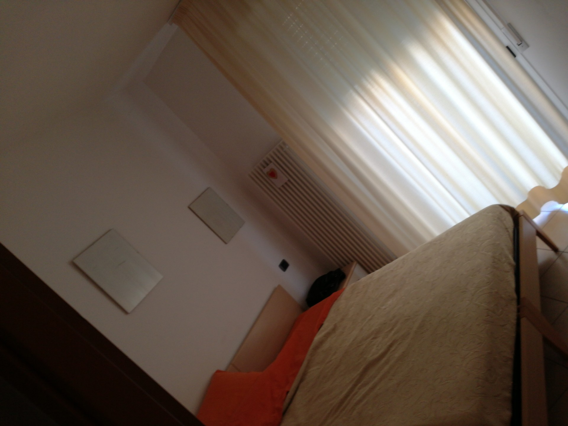 Divano Letto Matrimoniale Singolo.Available In Rimini Single Room In 2 Room Apartment Ideal For