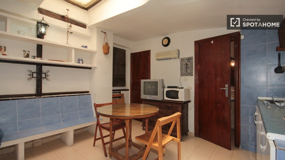 ... Affordable 2 Bedroom Apartment In Granada City Center ...