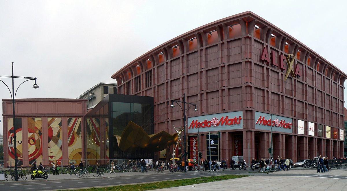Alexanderplatz!