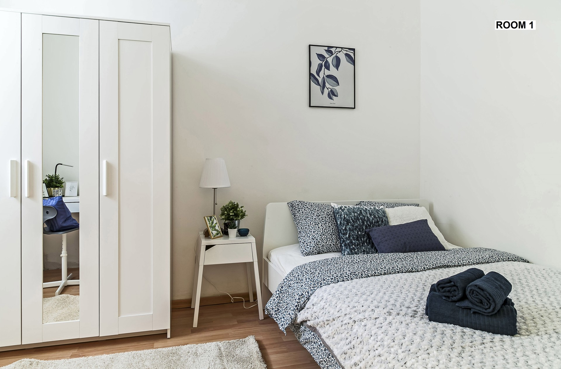 ALL INCLUSIVE 310 EUR ROOM FOR SUMMER in the very heart of Budap