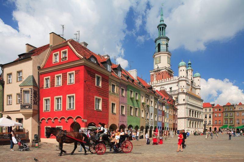 Alloggio a Poznan