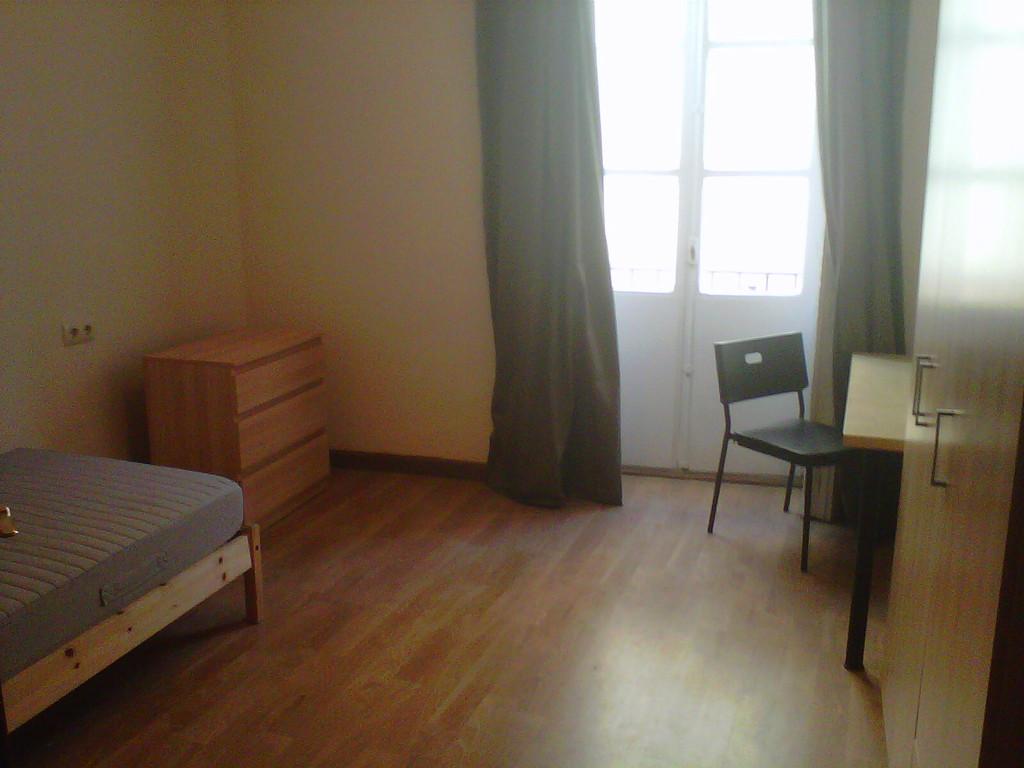 Alquiler de de habitacion en piso compartido en el centro Alquiler de habitacion en piso compartido