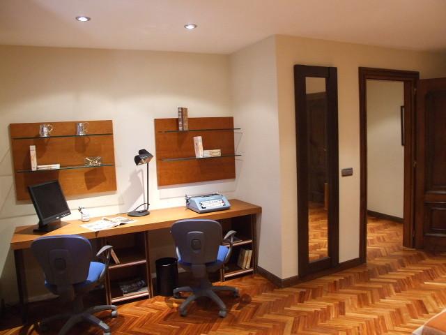 Alquiler de habitaci n doble en chalet de lujo compartido for Alquiler residencia estudiantil