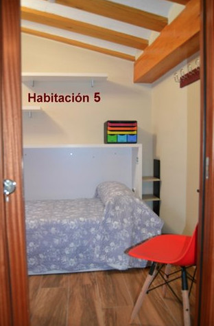 ALQUILER DE HABITACIÓN Nº5 EN LA MEJOR ZONA DE CAL