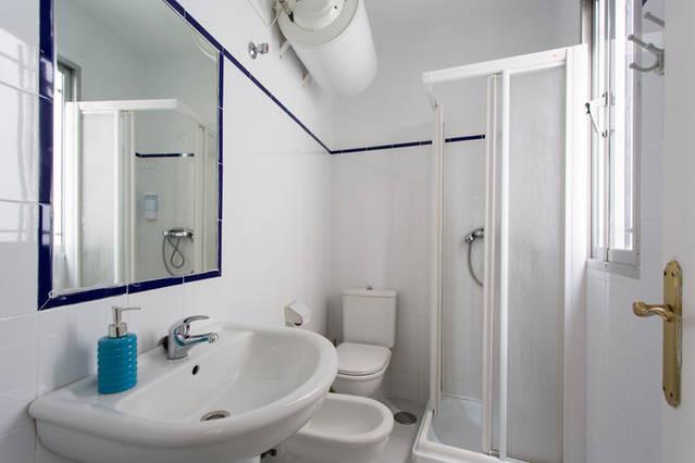 Alquiler de habitaci n individual con o sin ba o en una for Alquiler de apartamentos en sevilla centro