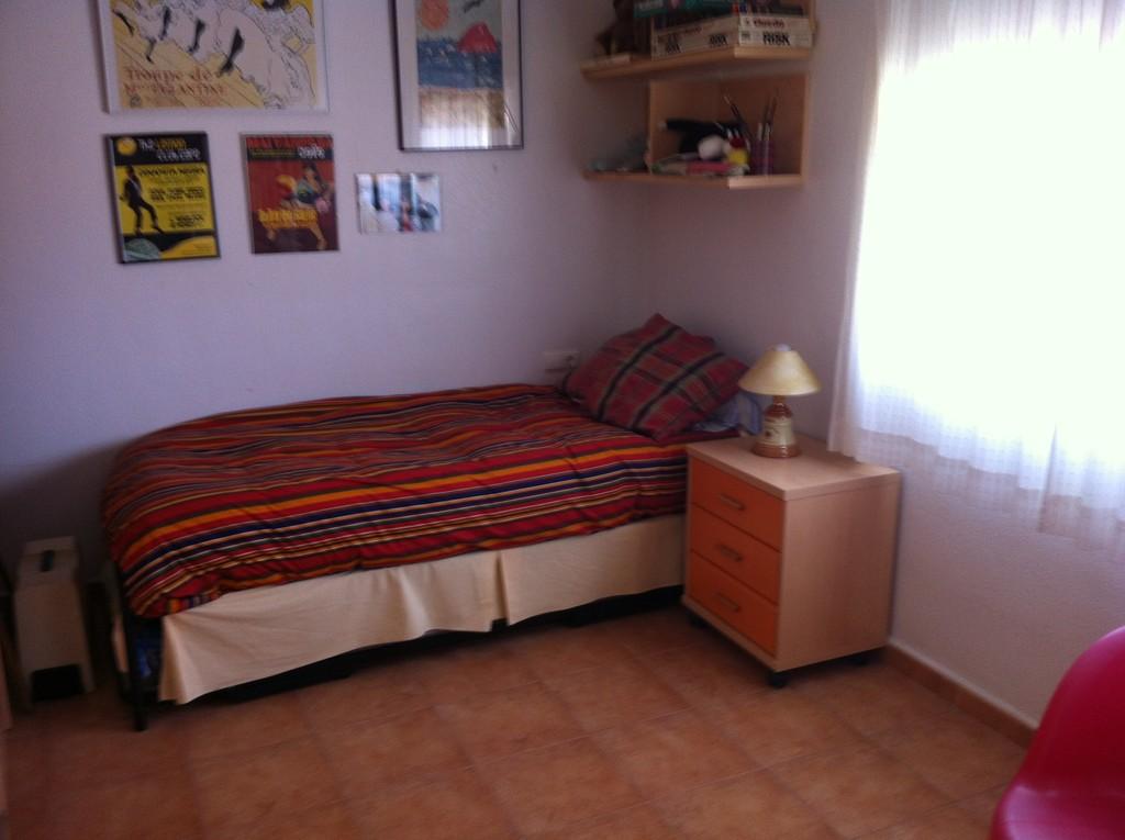 Alquilo habitaci n en la alcayna murcia alquiler for Alquilar habitacion en murcia