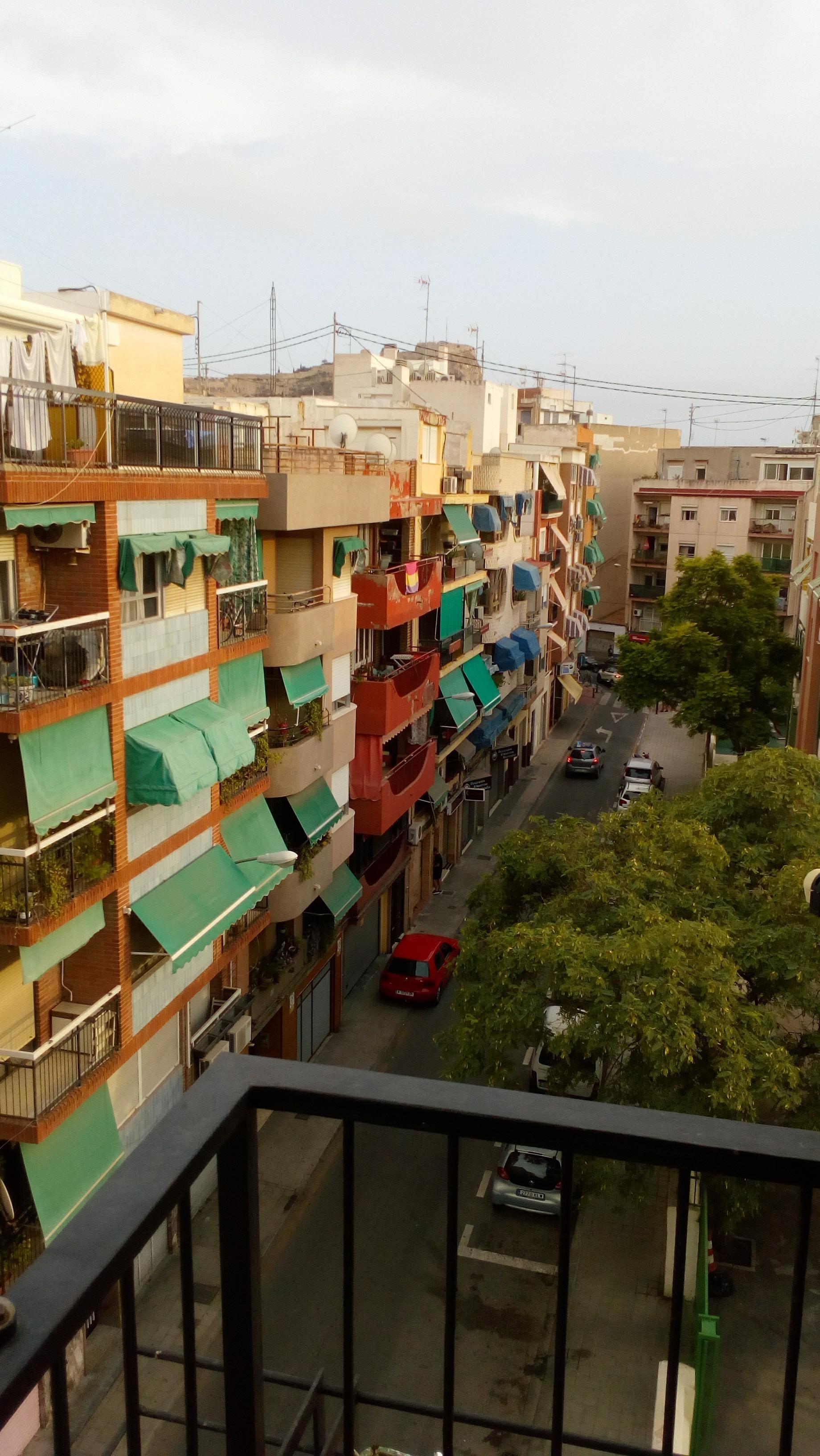 Alquilo varias habitaciones en Alicante